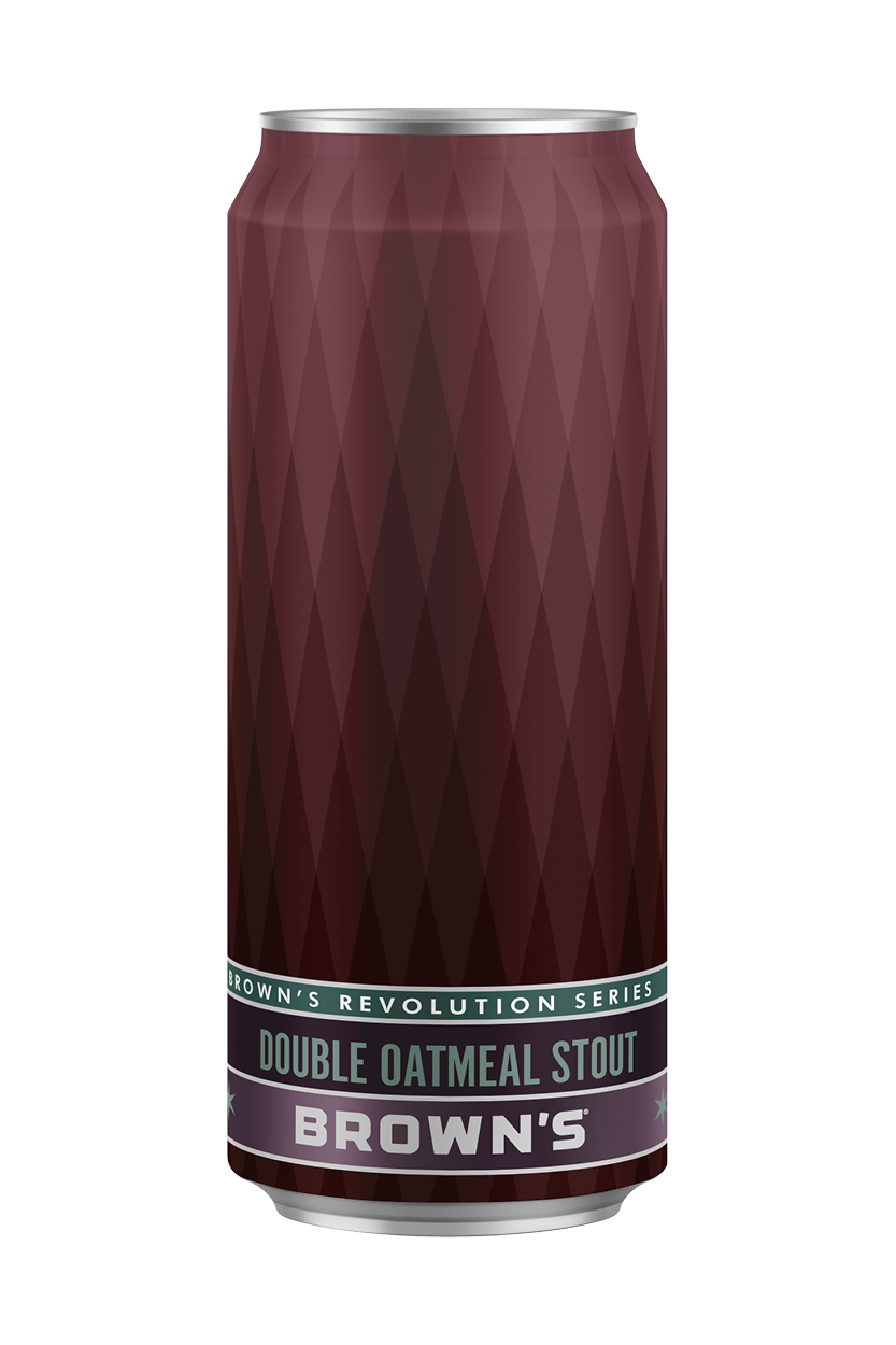 Double Oatmeal Stout